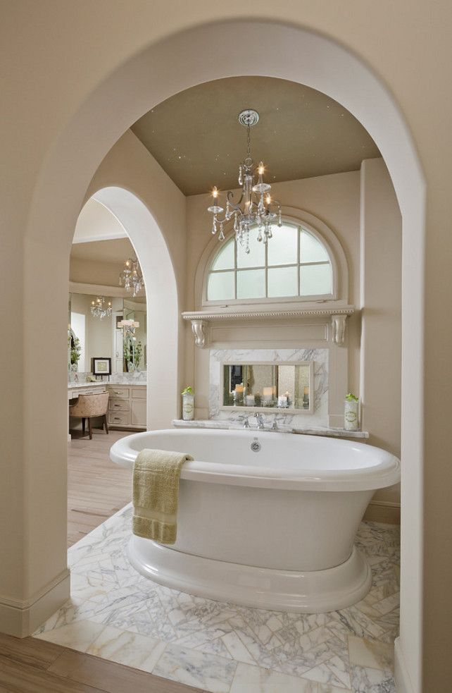 une salle de bain de princesse design d 39 int rieur d coration maison luxe plus de. Black Bedroom Furniture Sets. Home Design Ideas