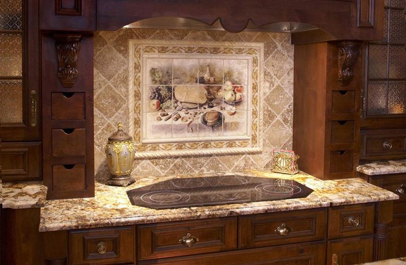 10+ Images About Countertops On Pinterest | Kitchen Backsplash
