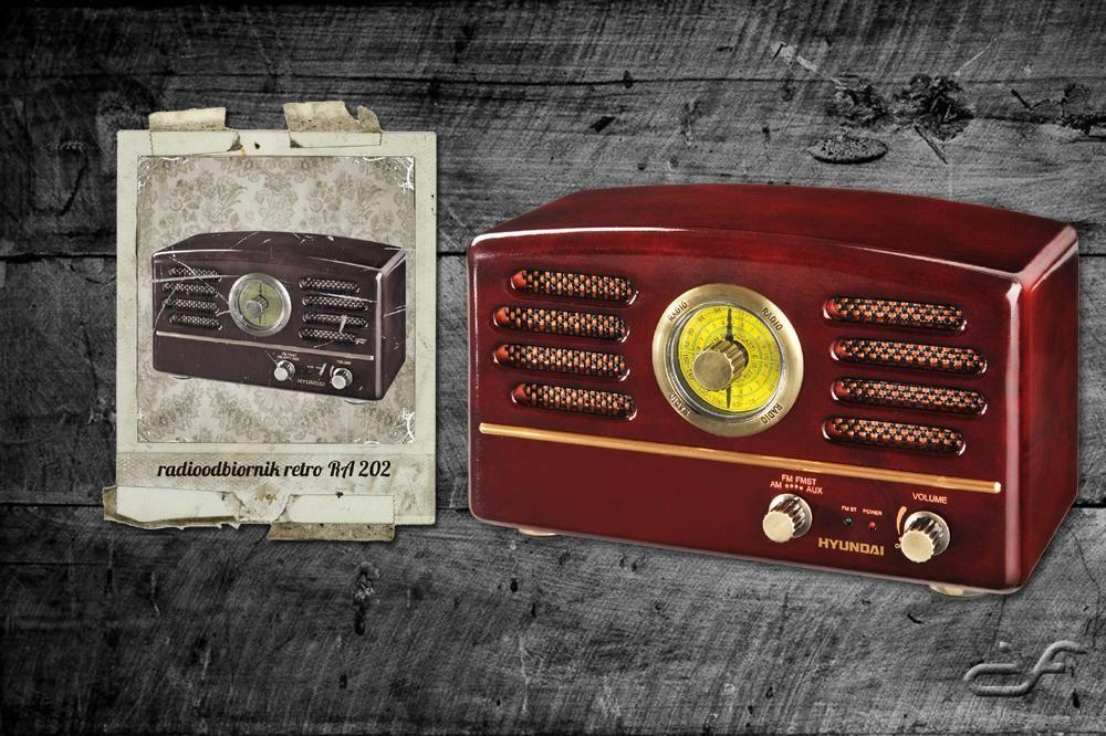 Radio Retro Hyundai Klasyczny Z Odblaskowa Skala 3451197583 Oficjalne Archiwum Allegro Retro Hyundai Radio