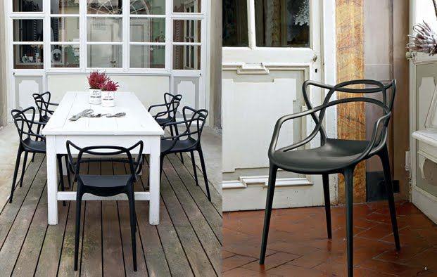 Sedie Saarinen ~ Masters la sedia design kartell che unisce tre sedie in una