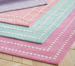 Addison Rug - Light Pink | Kids rugs, Girls rugs, Coral rug