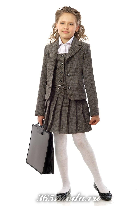 efb71b3a0f8 Жми! Модная школьная форма 2019-2020 для девочек и мальчиков фото ...