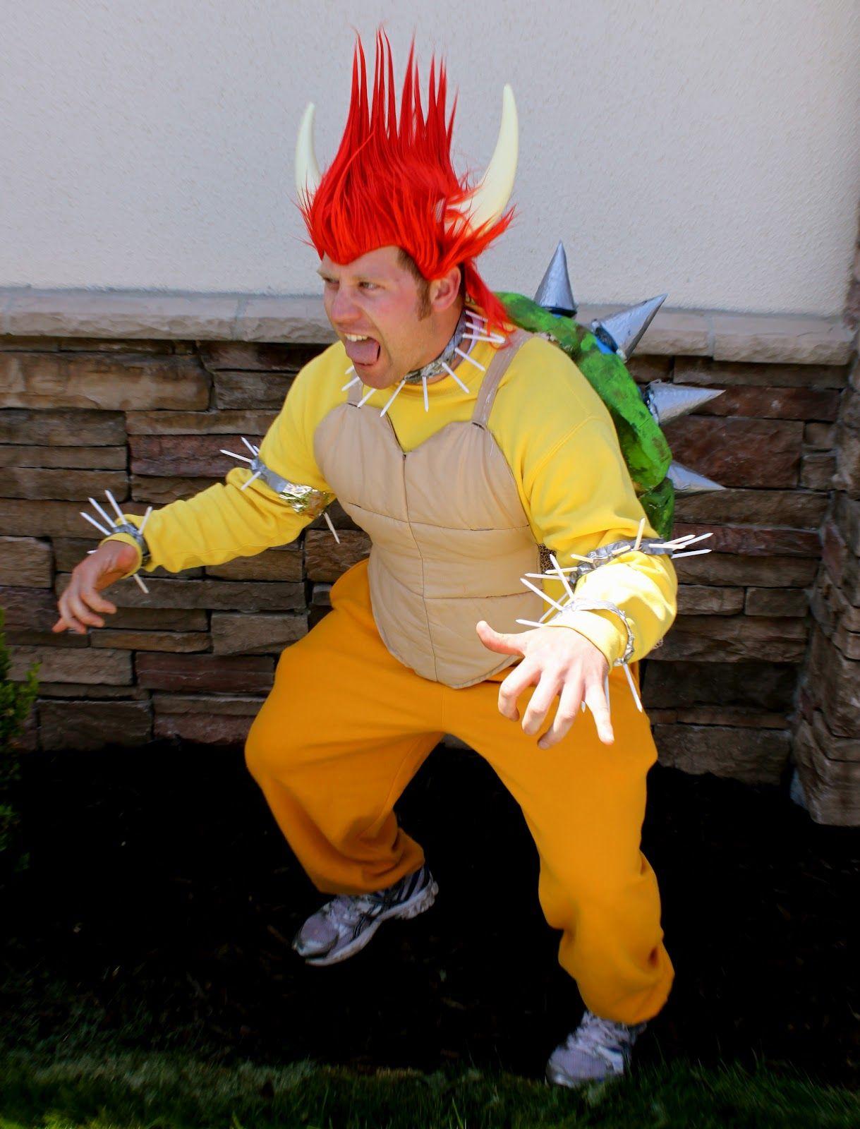 Bowser koopa costume show 5 show all mario kart