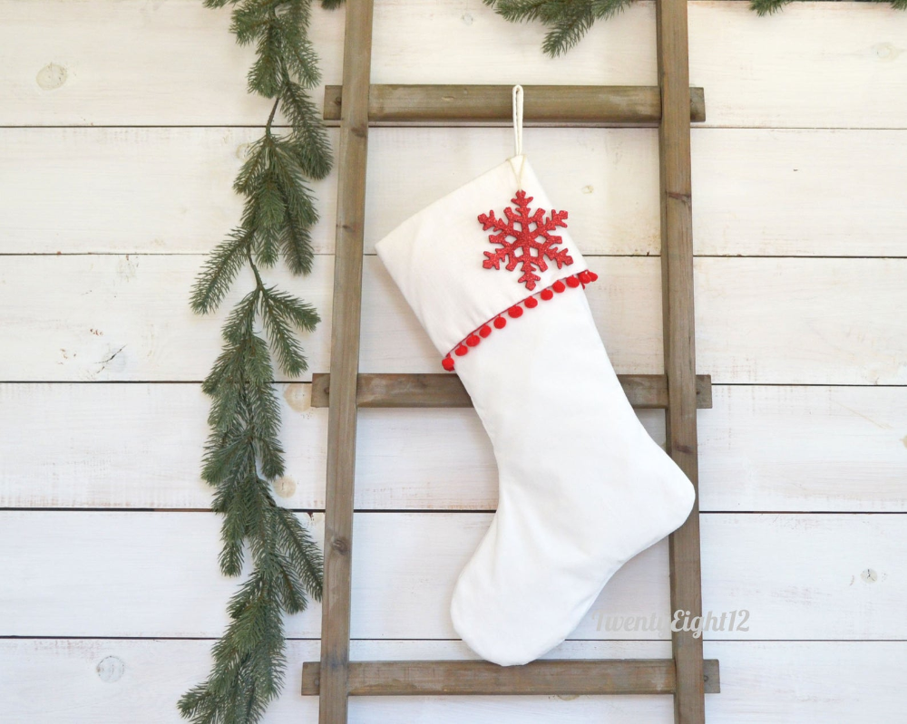 Personalized Christmas Stocking Christmas Stocking Etsy Christmas Stockings Personalized Christmas Stockings Red Christmas Stockings