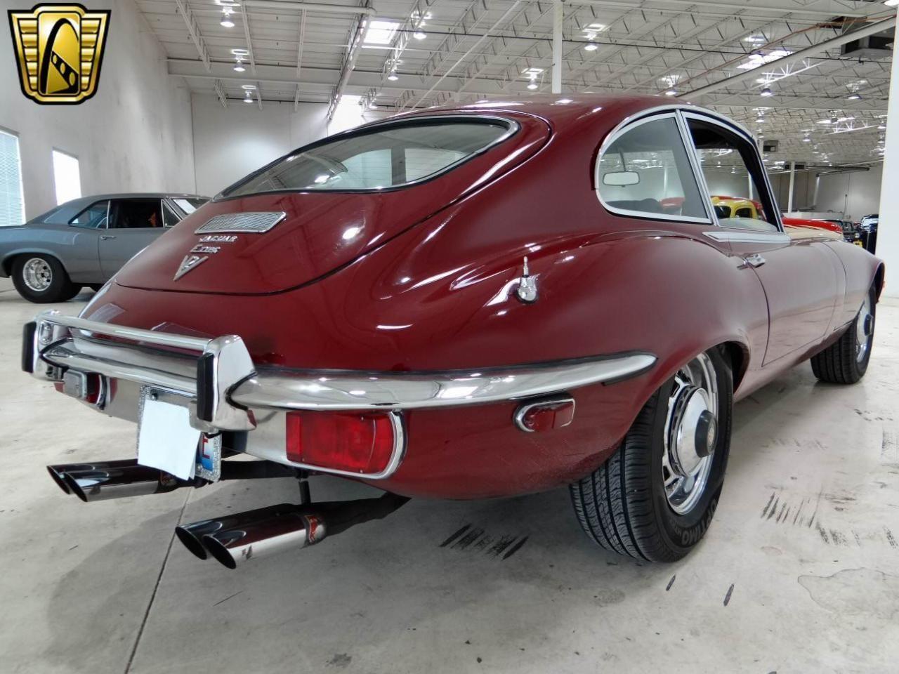 1973 Jaguar XKE 5.3L V12 4Spd Manual For Sale Chicago