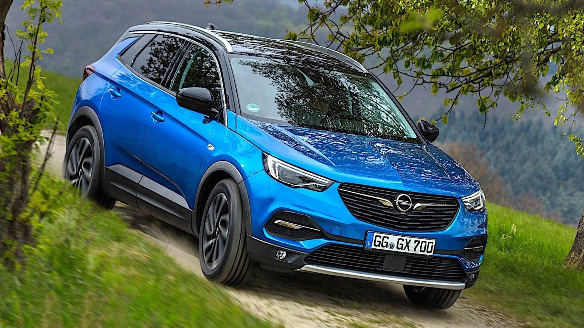 2019 Opel Grandland X Review