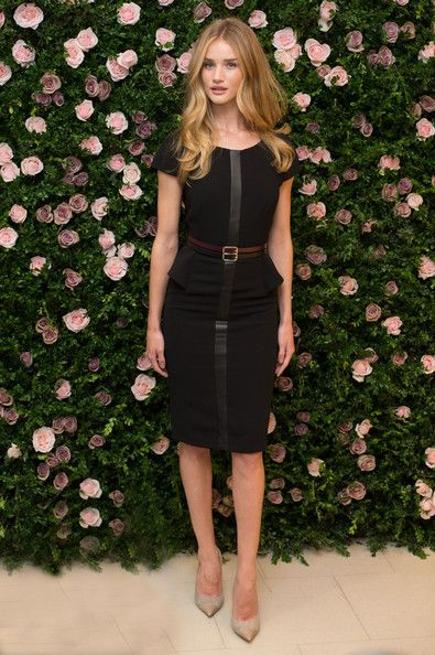 rosie huntington whiteley dress