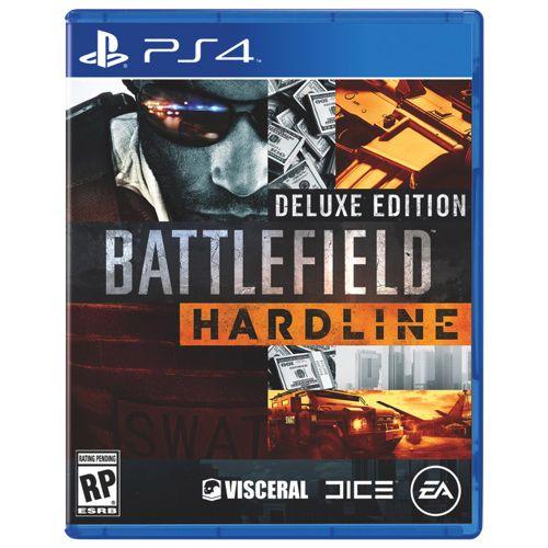 Battlefield Hardline Deluxe Edition Playstation 4 Playstation