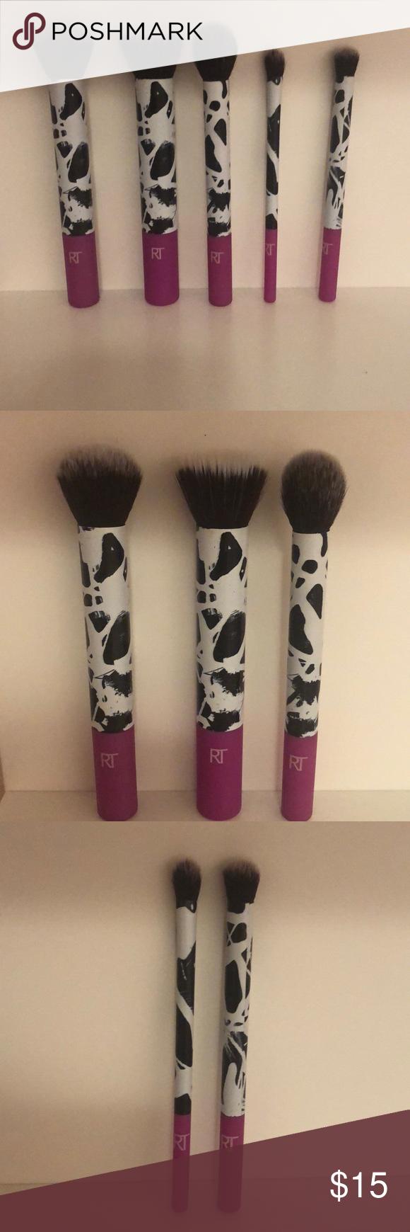 real techniques makeup brush set berlin💜 Real techniques