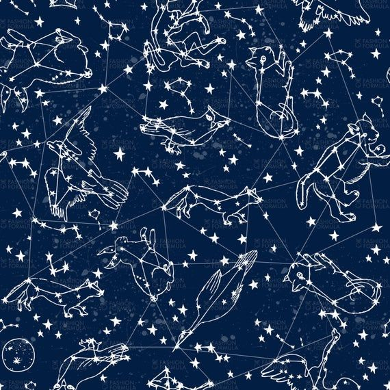'Constellations' a design by andrea_lauren on Fashion FormulaCOVID-19 ** We are still open and printing with no delays in production.◆MASK MAKING FABRICS◆ We recommend using a 100% cotton to make non-medical grade masks and coverings. Our Cotton Calico, Top sateen and Organic Satin fabrics are all very popular choices for this.◆Sold in quantities of FQ (Fat quarter - 65 x 48 cm) or 1M (Fabric width x 100 cm - printed continuously) or 20 x 20 cm SamplesDesigns are digitally printed on demand onto