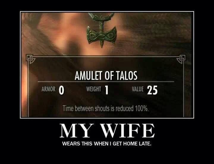 This Probably Will Only Be Funny If You Played Skyrim With Images