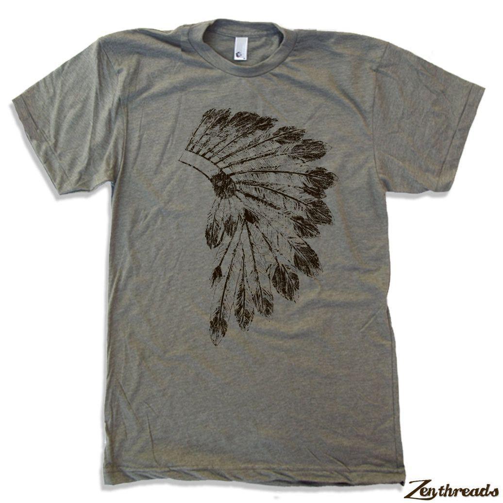 Mens HEADDRESS T-Shirt s m l xl xxl (+ Color Options)
