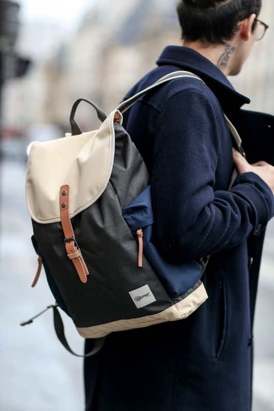 8dd6c1ad5ff7 Fashionable Grown Up Men Backpacks To Get Inspired