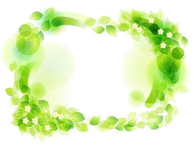 ผลการค้นหารูปภาพสำหรับ frame vector กรอบน่ารัก Pinterest - green photo frame