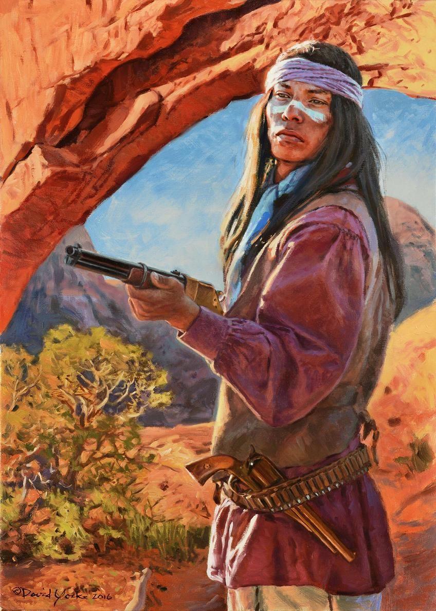 Frank Reynolds Art Painting