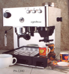 Coffee machine espresso | Italian coffee machines | espresso/cappuccino machines