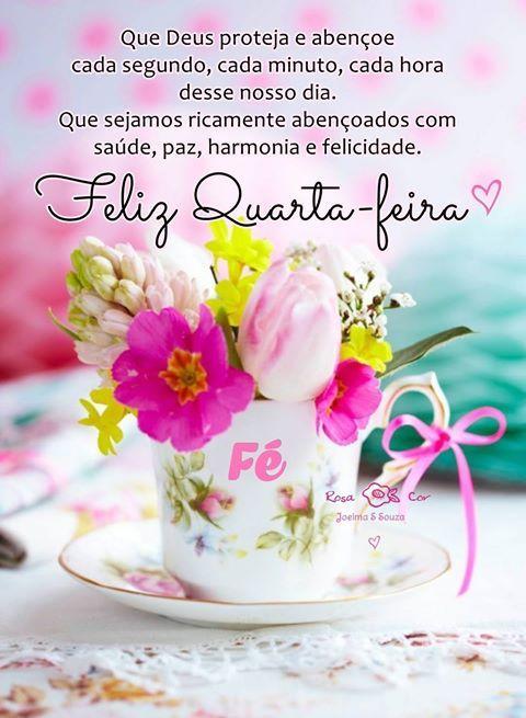 Feliz Quarta Feira Huayzer Mothers Day Flowers Happy