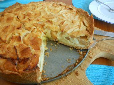 Et Tring kocht (backt): Apfel-Schmand-Kuchen