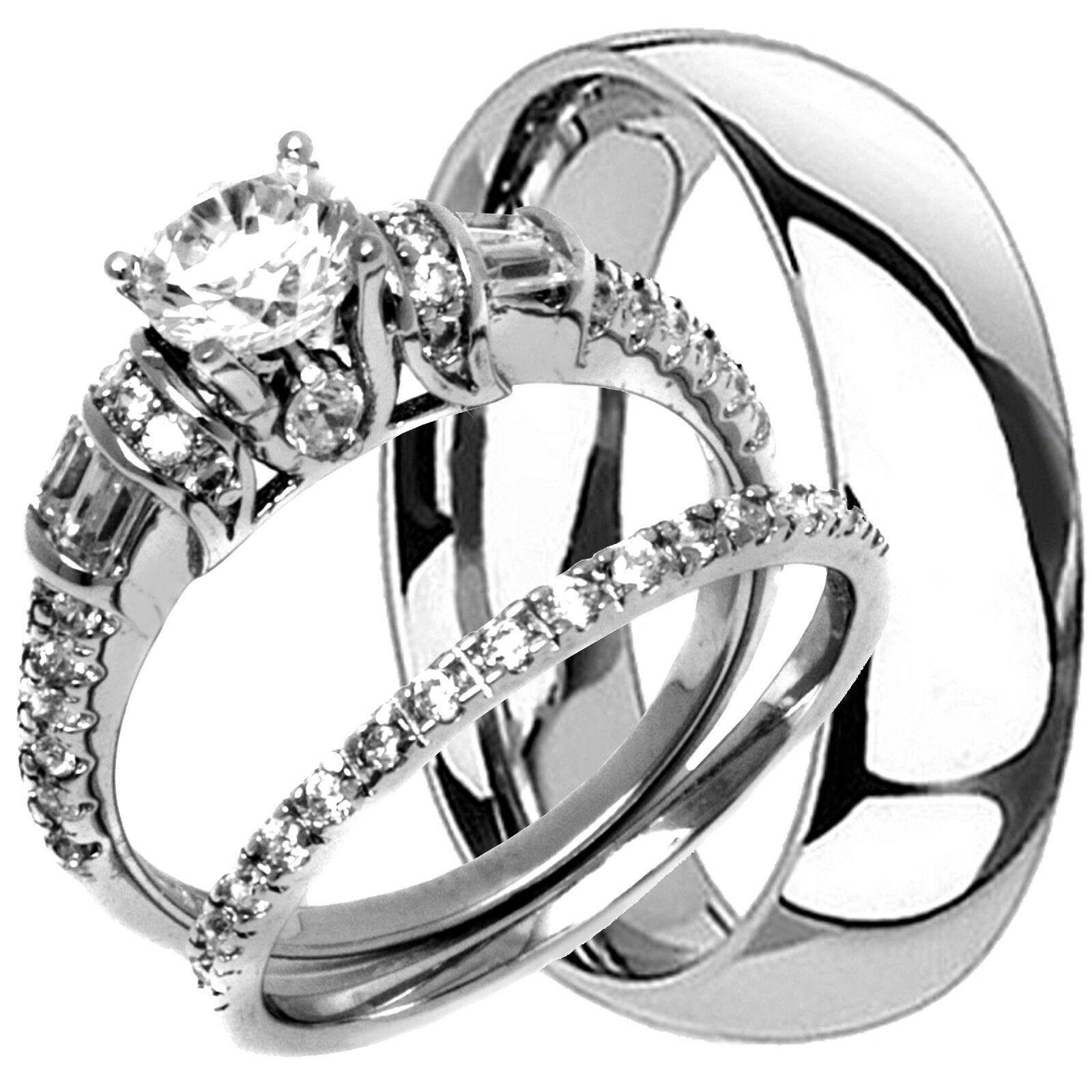 32+ Womens black titanium wedding band information