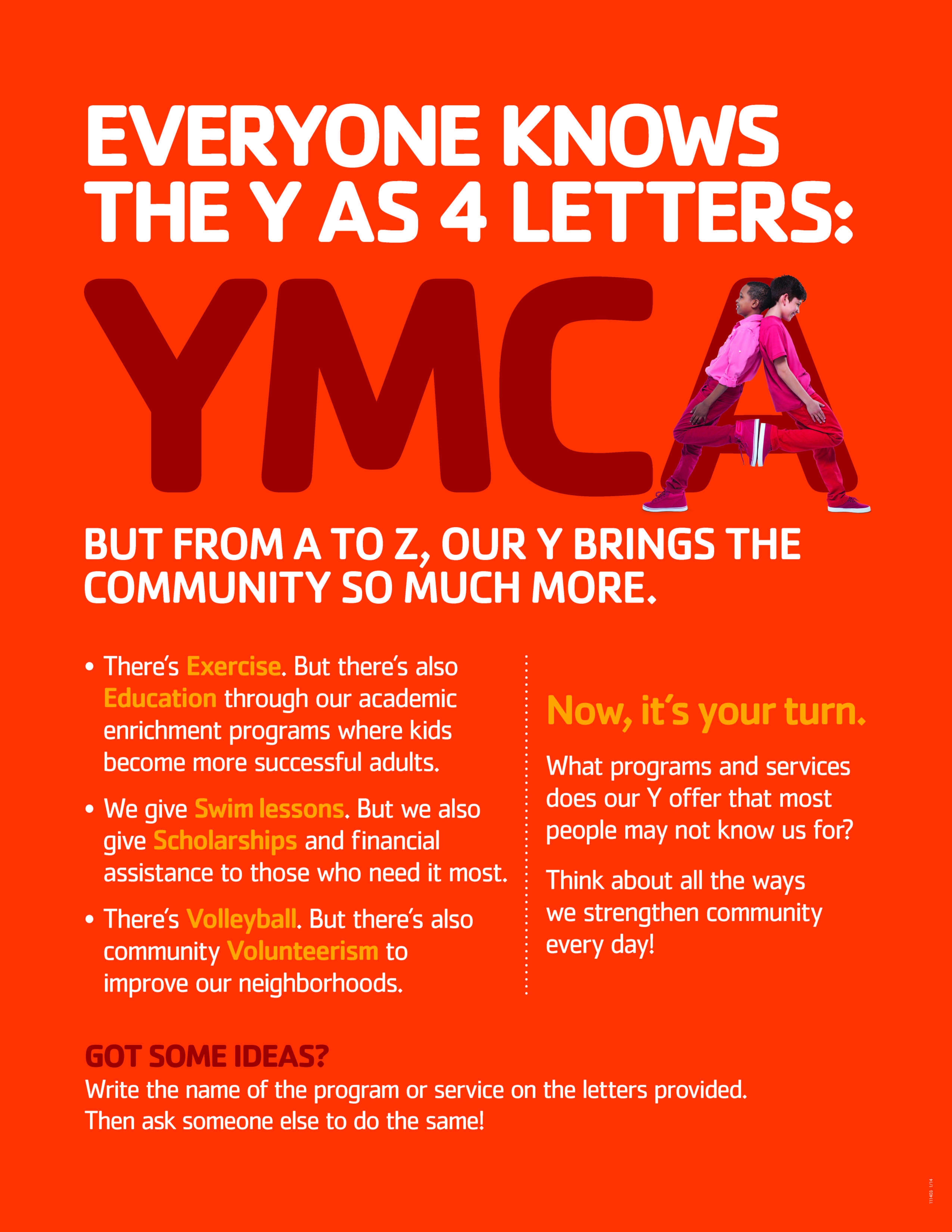 Tgfymca Ymca Annual Campaign Enrichment Programs