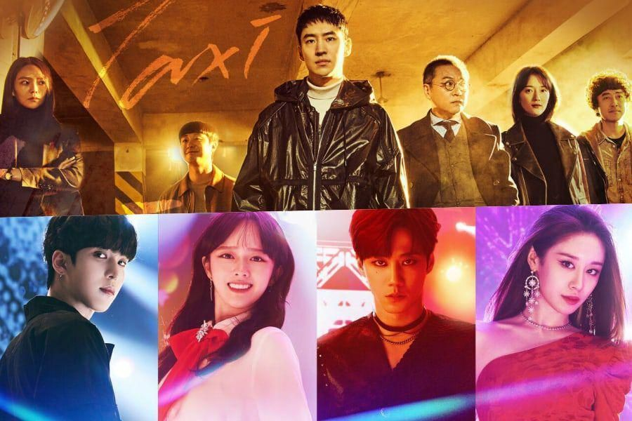 """""""Taxi Driver"""" Heads Into Finale On No. 1 Ratings + """"Imitation"""" Sees Slight Rise"""