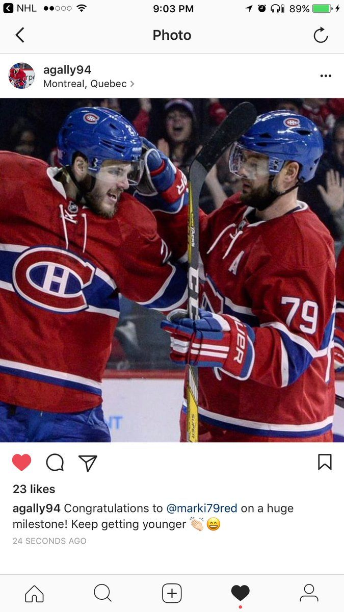 e6d16ec20d8 Markov ties Guy Lapointe for 2nd most points for a defenseman in Habs  history