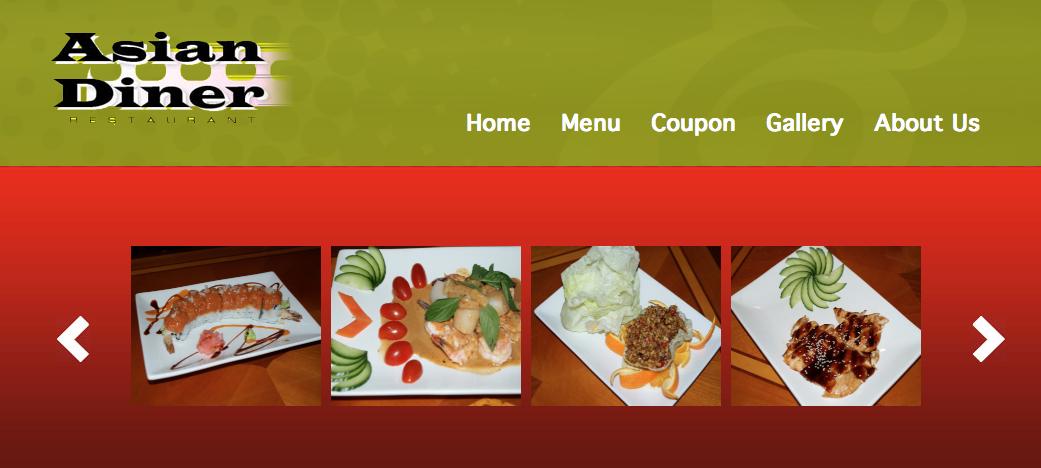 Asian Diner Restaurant Open 7 Days A Week 10048 Southpoint Parkway Fredericksburg Va 22407 Diner Restaurant Diner Restaurant