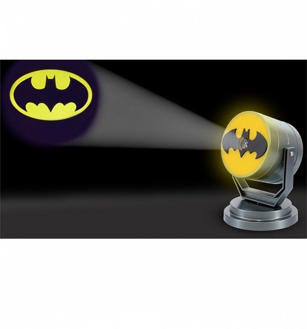 Dc Comics Batman Signal Projector Light Batman Bat Symbol