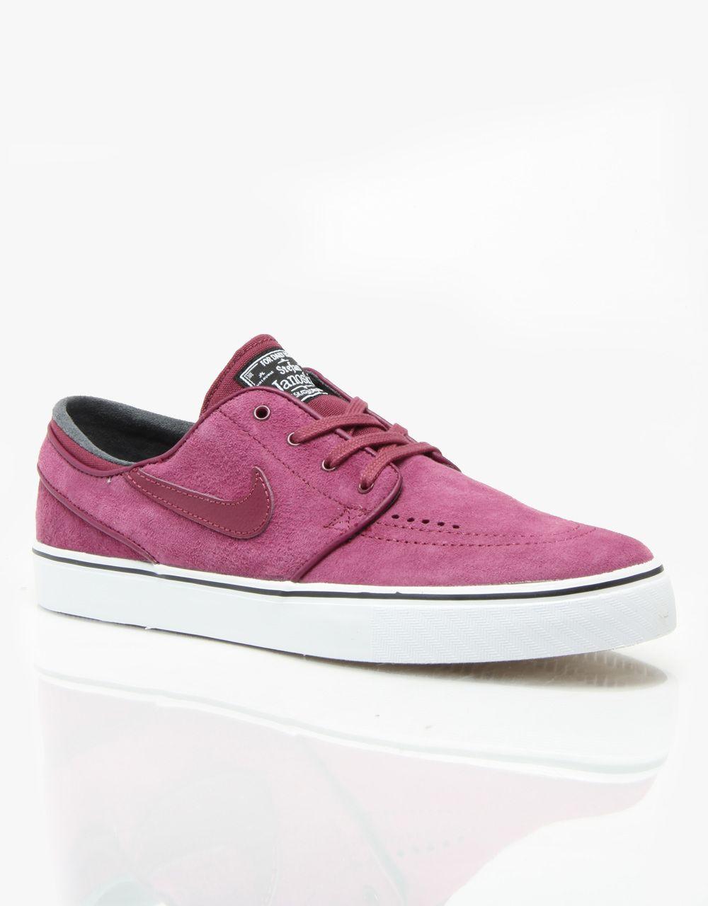 5cfc916a1a95 Nike SB Stefan Janoski SE Skate Shoes - Villain Red Red White ...