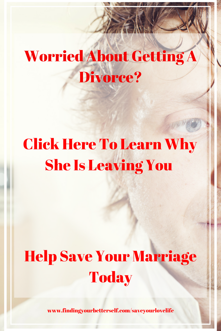 How to leave your wife for someone else