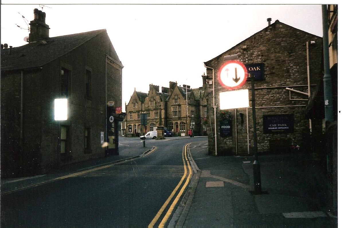 Settle And Pub Hotel The Beautiful Yorkshire Dales