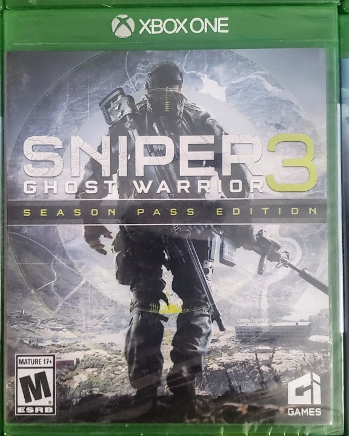Sniper Ghost Warrior 3 Xbox One New In 2020 Warrior 3 Sniper Ghost