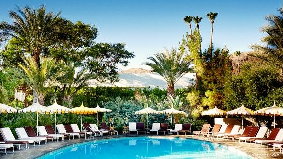 The Locals Only Guide To Palm Springs Palm Springs Hotels Palm