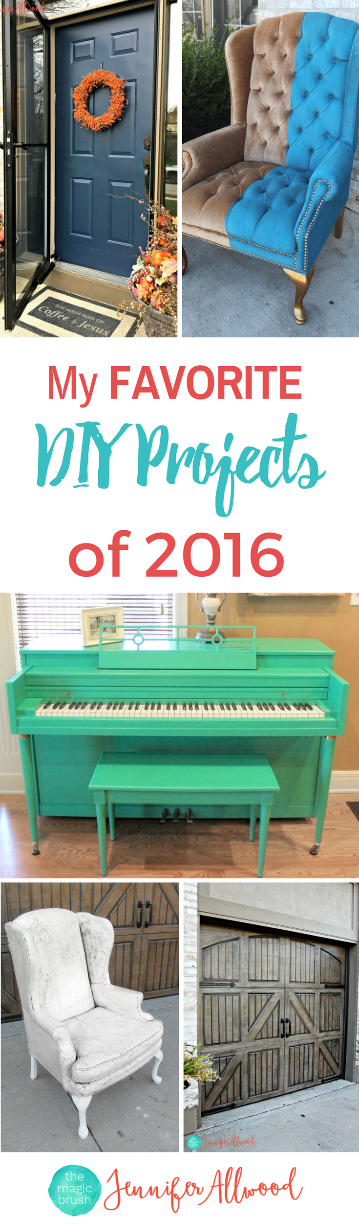 Favorite Best DIY Projects of 2016 | Magic Brush | Best Painting Projects | Painted DIY Home Decor Ideas | Top DIY Decorating Ideas