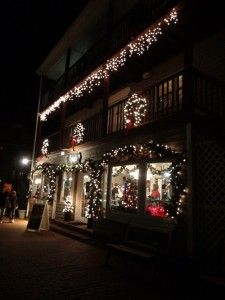 Christmas in Occoquan, Virginia