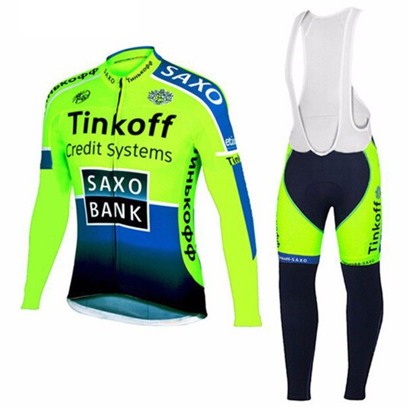 bf0301da2 2017 Tinkoff thermal fleece cycling clothing winter Ropa ciclismo invierno  long sleeve cycling jersey bicycle bike
