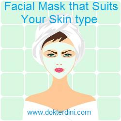 blog dr dini cara memilih masker wajah yang sesuai jenis kulit masker wajah produk perawatan kulit jerawat cara memilih masker wajah yang sesuai