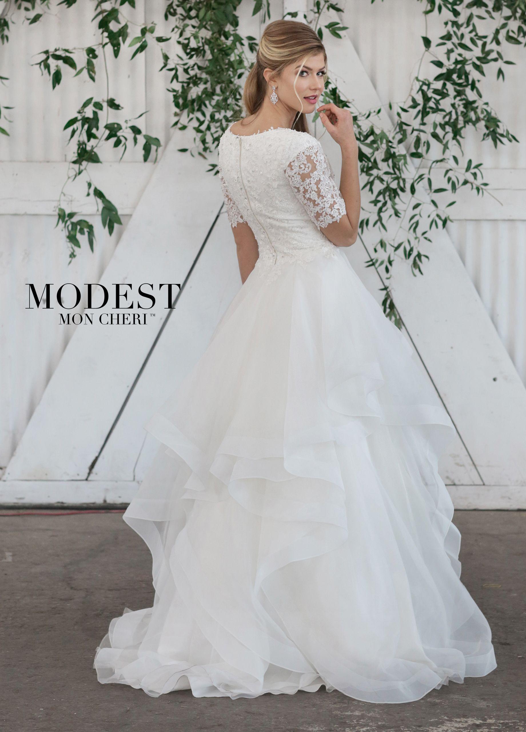 Unique Wedding Dresses Spring 2019 Martin Thornburg Ball Gowns