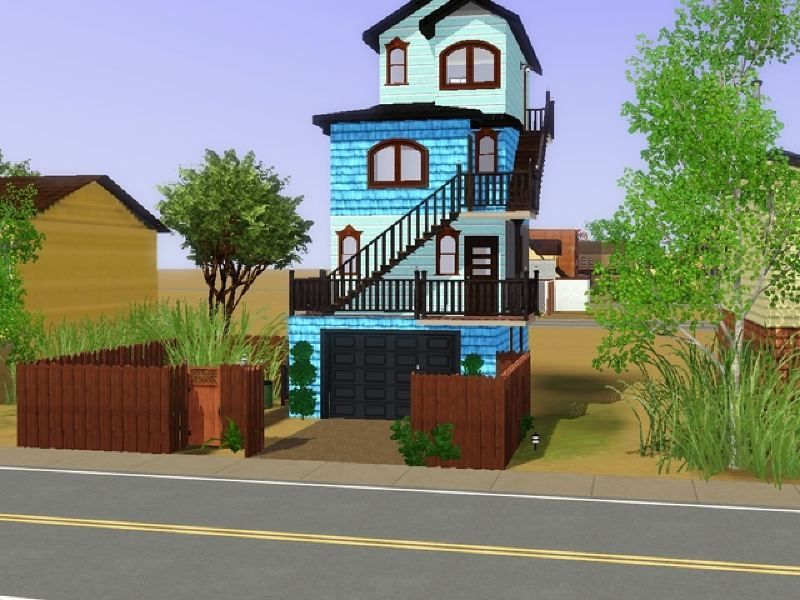 Pin By Deborah Browning On Sims Sims 3 Houses Ideas House Styles House Plans