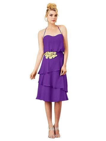 Alfred Angelo 7266 S Bridesmaid Dress | Weddington Way