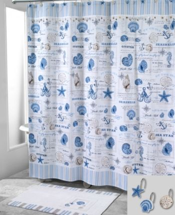 Avanti Island View 14 Pc Bath Set Reviews Shower Curtains