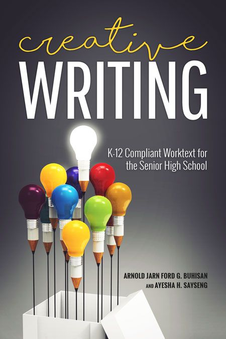 creative writing books for middle school