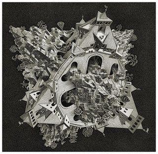 M.C. Escher 11