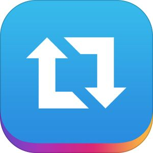 Repost for Instagram by Red Cactus LLC Instagram apps