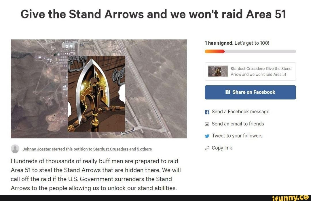 Stand Arrow Area 51 – Into the area where we train american armed forces,spokeswoman laura mcandrews told the washington post.