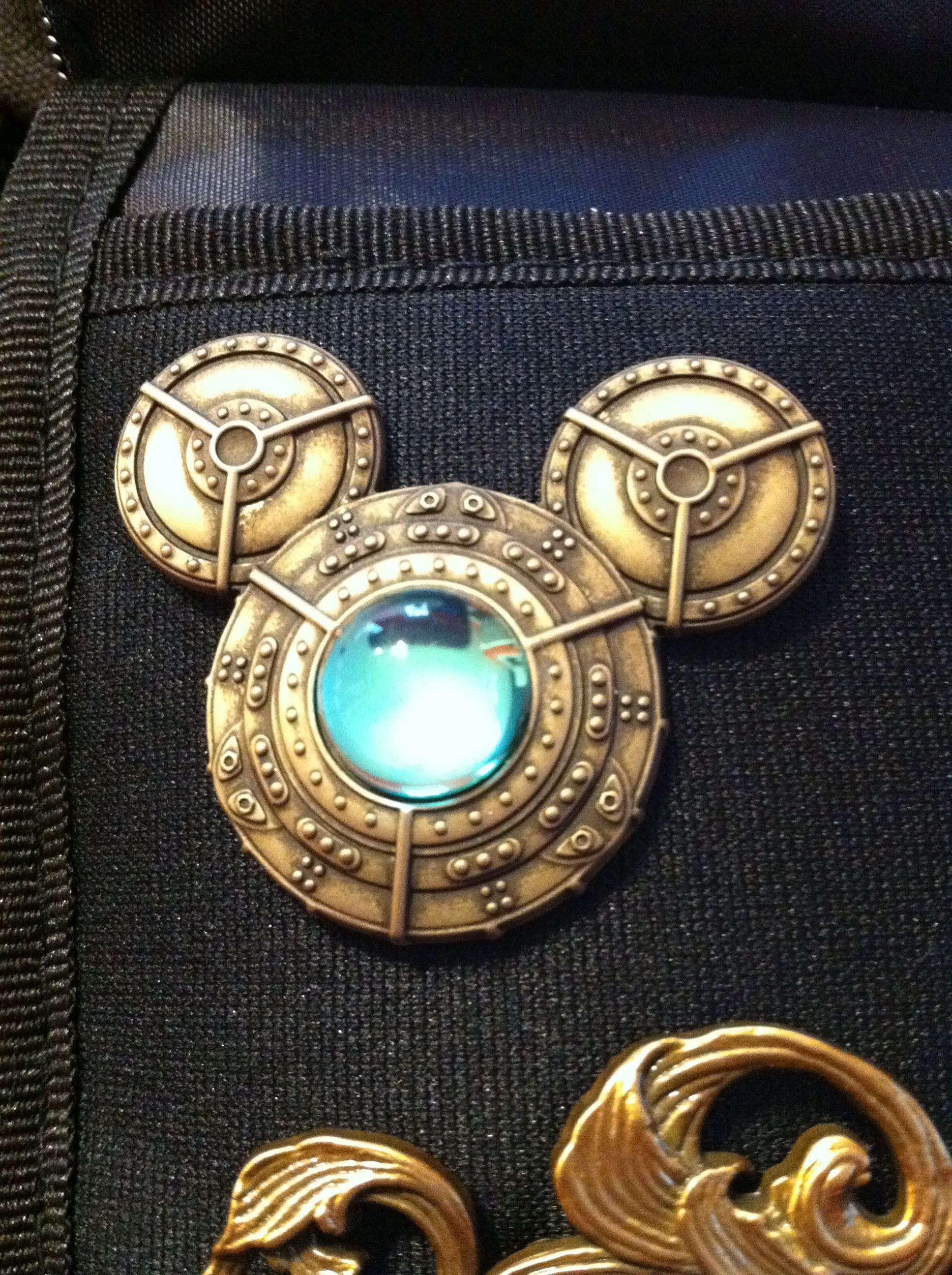 Steampunk   Disney pin collection, Disney world pins ...