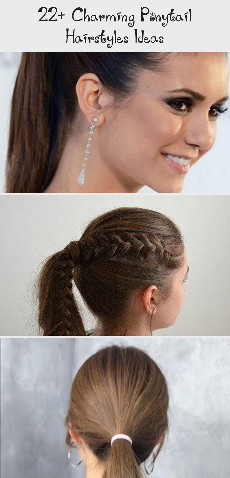 Photo of 22+ Charming Ponytail Frisuren Ideen – Galafashion / Women Outfits