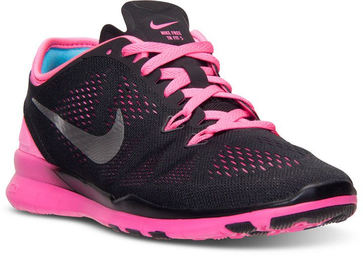 Nike Women's Free 5.0 TR Fit 5 Training Sneakers from Finish Line