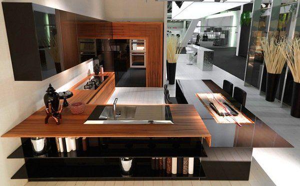 Modern Kitchen Design Asian Inspired Interior Design Ideas Neutral Colors