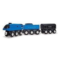 """Imaginarium - Freight Train 3-Pack - Black and Blue - Imaginarium - Toys""""R""""Us"""